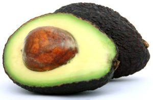Macronutriënten - vetten - avocado